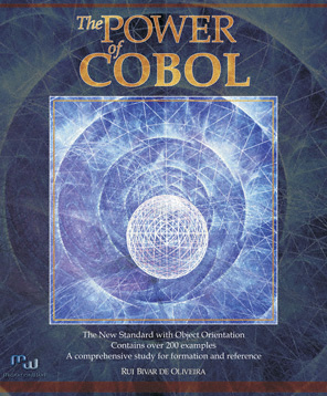 Power of COBOL, Cover Illustration/Design by Andr� S Clements
